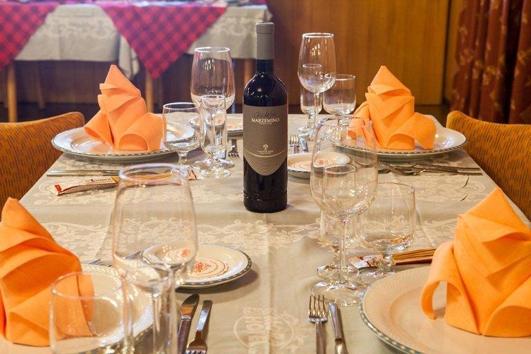 restaurant - hôtel Sancamillo