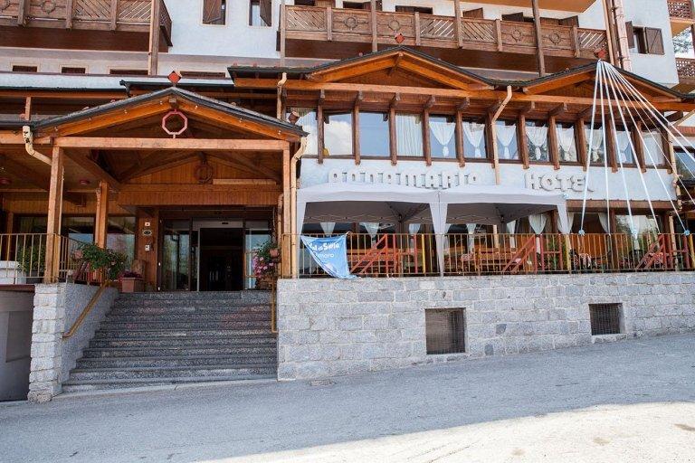 Отель Аннамария