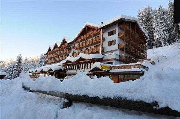 activités d'hiver - Hôtel Annamaria