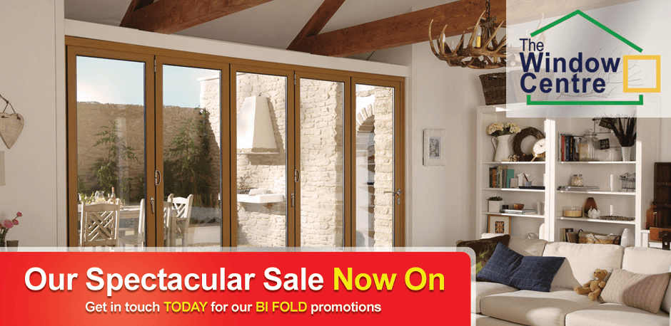 Bi-fold Door offers from The Window Centre in Harrow