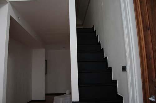 scale interne alla villa