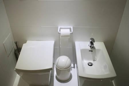 Dettaglio di sala da bagno