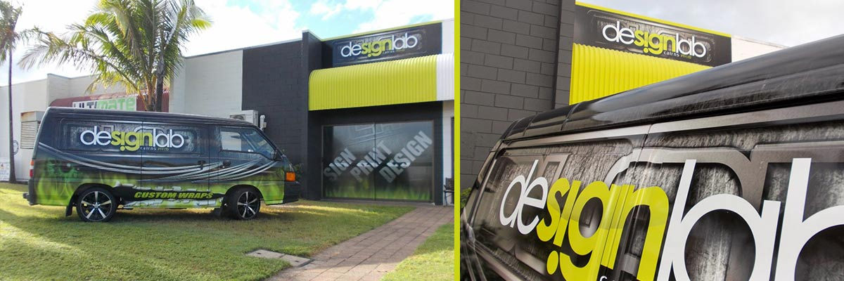 Design lab cairns pty ltd office front view