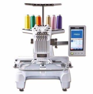 PR655XX macchina da cucire