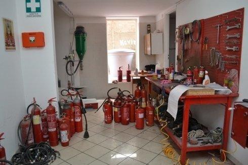 articoli antincendio