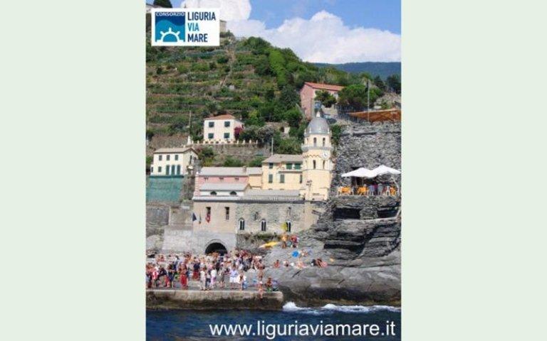 Trips to Cinque Terre, Portovenere