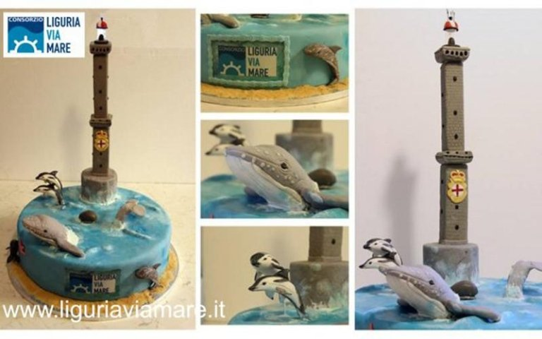 Cake design contest liguria