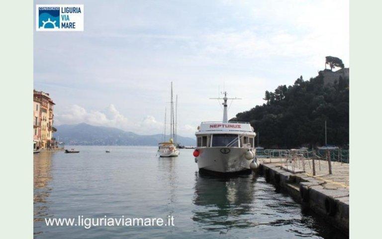 Liguria boat trip