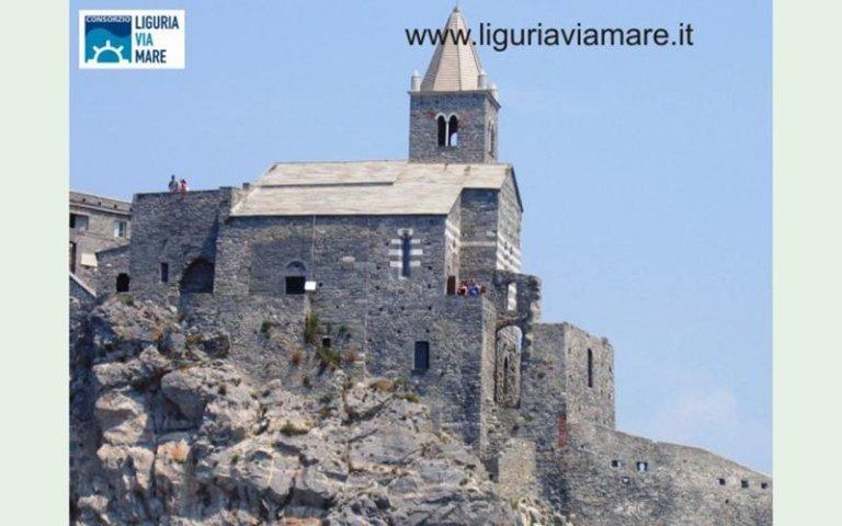 Escursioni cinque terre via mare Portovenere