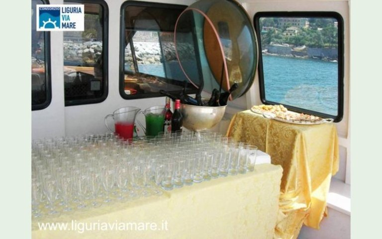get married at sea in genoa