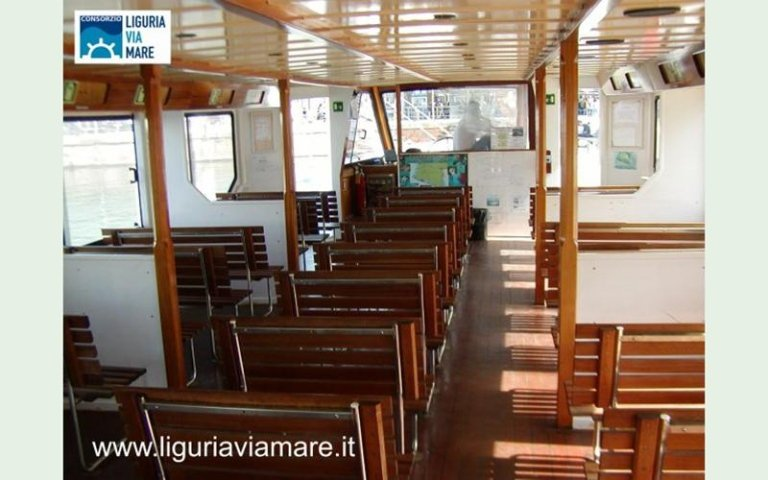 Liguria boat day trip