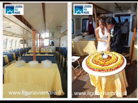 matrimoni nave liguria