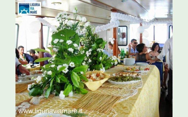 Wedding receptions Liguria
