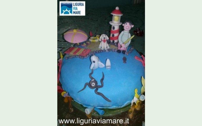 Cake contest Liguria