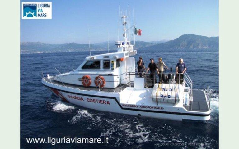 Liberazione tartarughe marine cinque terre