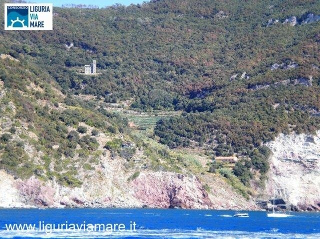Cinque Terre boat trip
