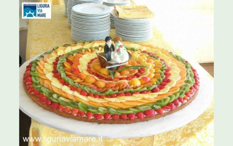 Liguria wedding cakes