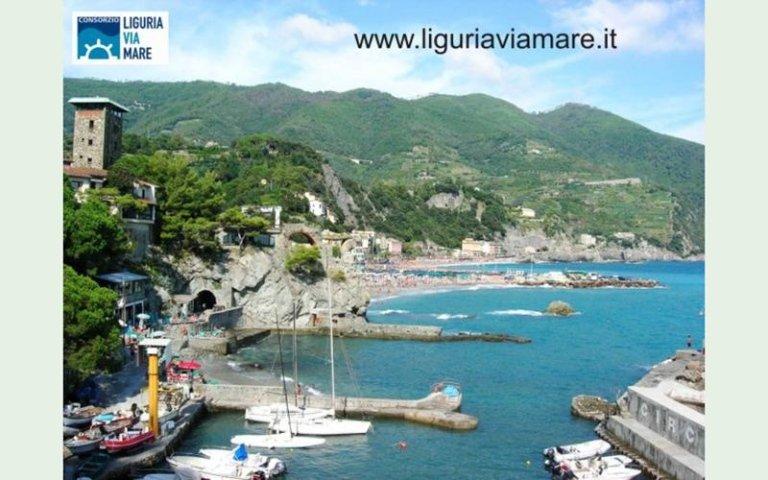 Monterosso gite in barca