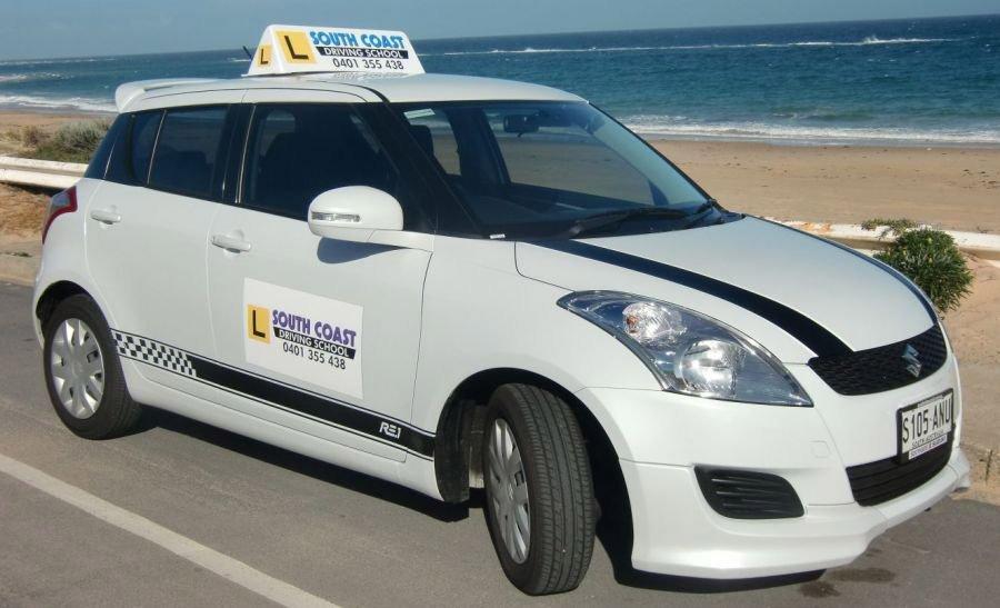 South Coast Driving School Car