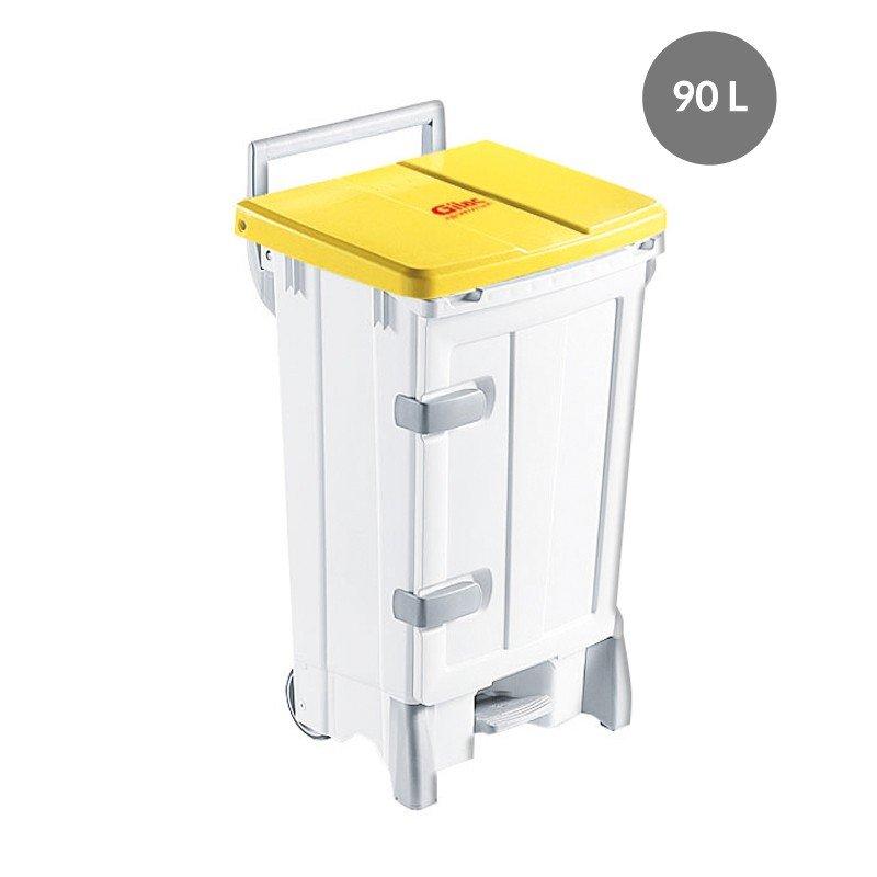 Container Polaris porta sacchi con anta 90l