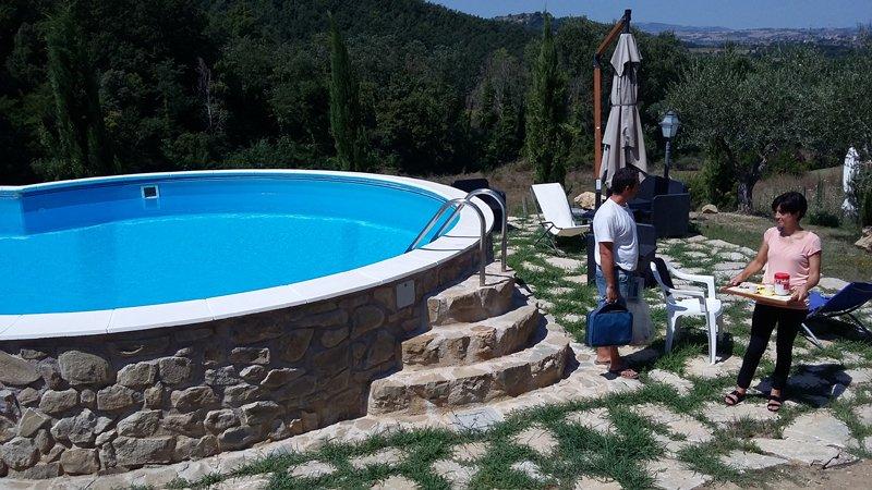 Progettazione e ristrutturazione piscine perugia magic for Piscina fuori terra normativa