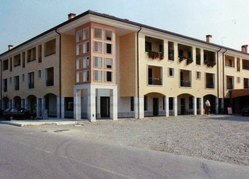 restauro facciate a Maserà di Padova