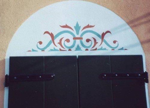 parete decorativa Madia Pitture a Maserà di Padova