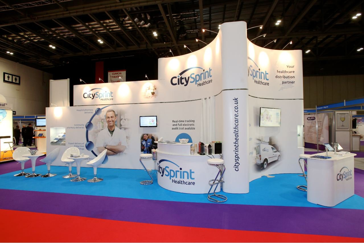 Exhibition stand design