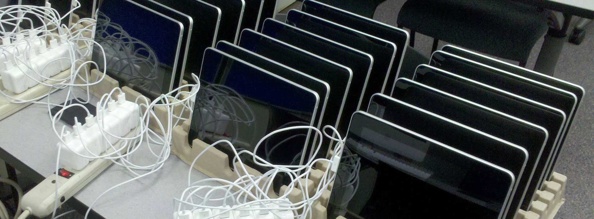 iPad rental the easy way from Precision Events