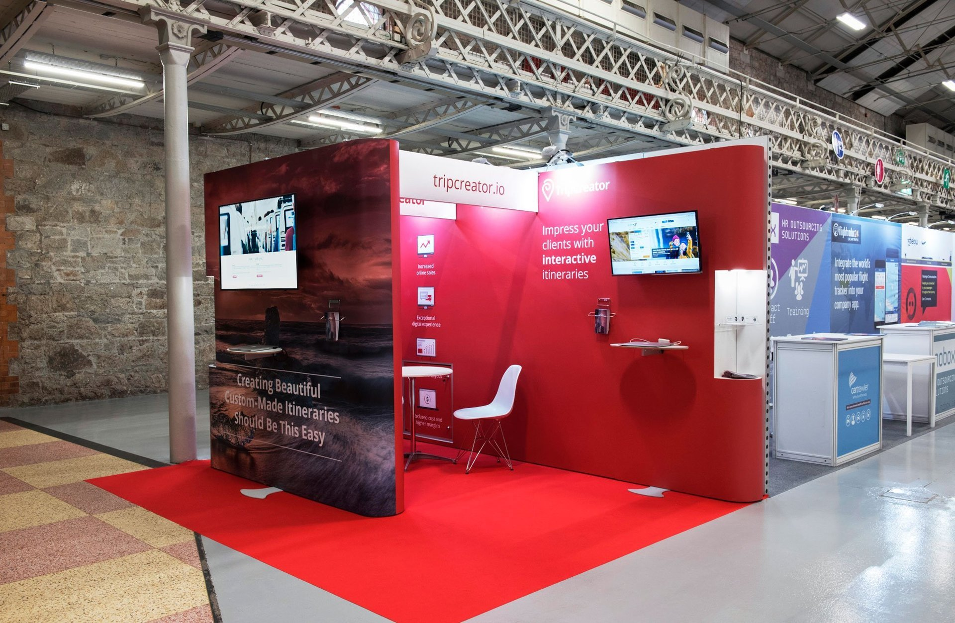 Exhibition Stand Equipment Hire : Exhibition equipment hire in berkshire from precision events