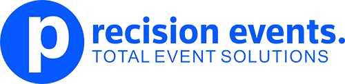 Precision Events logo