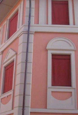 tende da sole da finestra per edifici storici