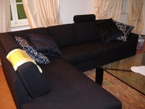 rivestimento imbottiti divano angolo santa croce pisa