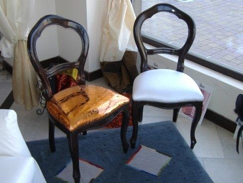 restauro e rivestimento antiquariato