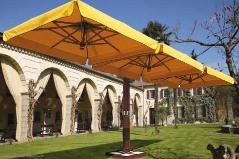 gazebi ed ombrelloni