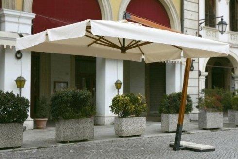 Esterno - Giardini veneti ombrelloni ...