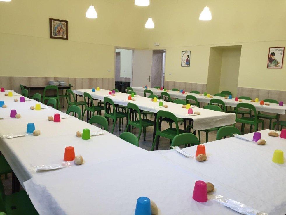 catering grandi comunità - scuole - aziende