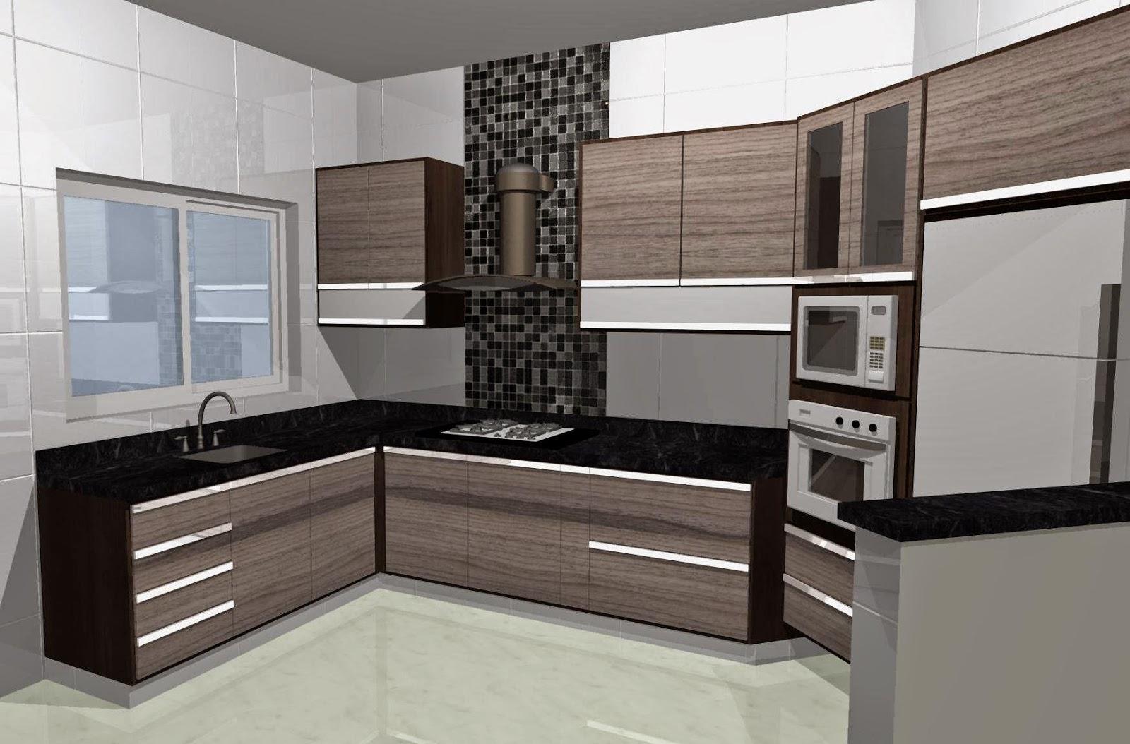 Cozinhas Planejadas Pequenas Em L Cozinha Planejada Em L Cozinhas