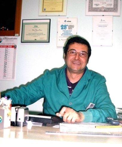 Lo studio del Dr. Piacenza
