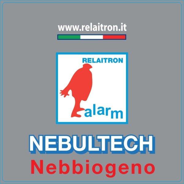 antifurto nebbiogeno Nebultech