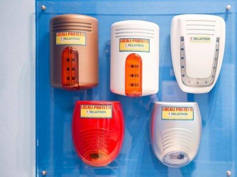 Installazione impianto antifurto