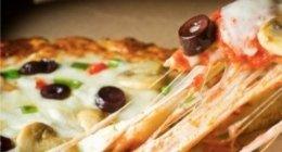 pizza capricciosa con olive