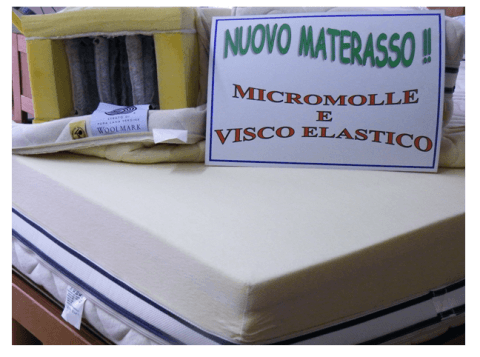 materasso micromolle