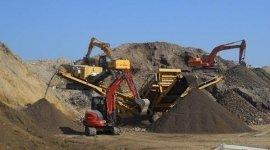 riciclo materiali, stoccaggio rifiuti, materiali inerti
