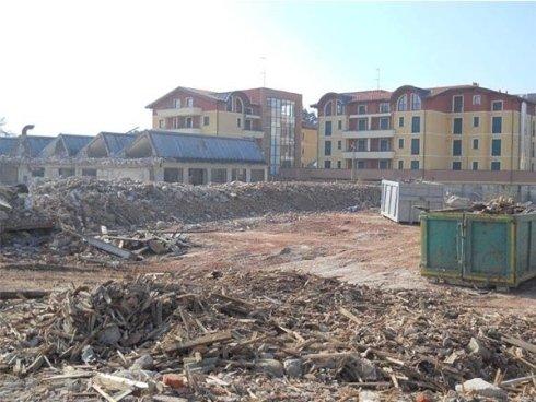 Demolizioni per lavori pubblici