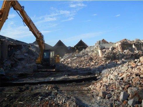 Operazioni di demolizione