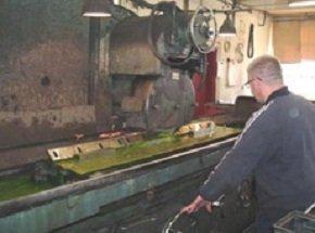 Surface Grinding - Sheffield - Murbek Engineering