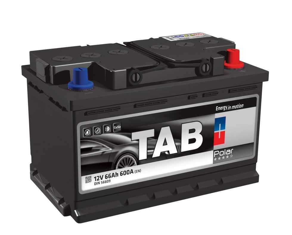 Batterie tab