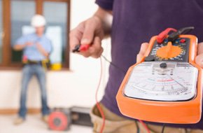 Experts in electrical inspecting & testing