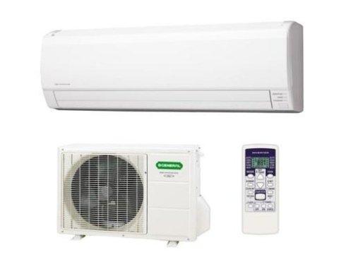 Impianto di condizionamento con pompa di calore - inverter